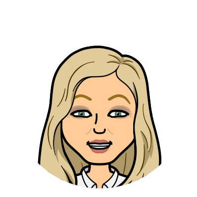 bitmoji image of Dea Critenden, President and Founder